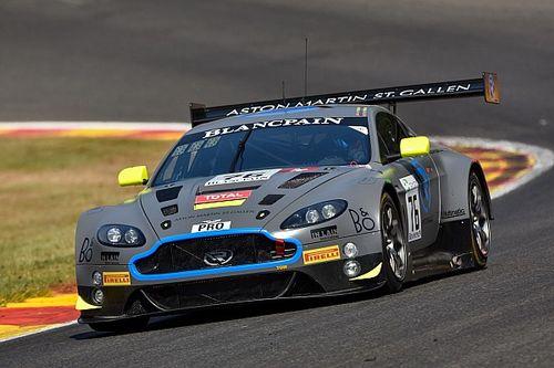 Aston Martin'in DTM projesi, rakipleriyle ''eşit seviyede''
