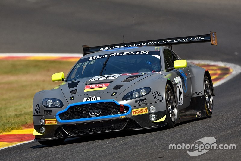 "Aston Martin DTM project on ""equal footing"" with rivals"