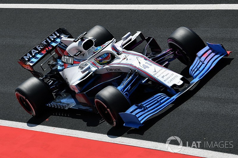 Latest F1 tech updates in post-Hungarian GP testing