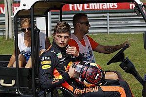 """Horner: """"Verstappen had kunnen meedoen om podium"""""""