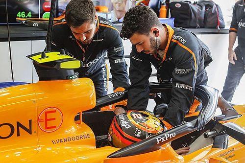 Vandoorne már látja a McLaren átalakításainak eredményét