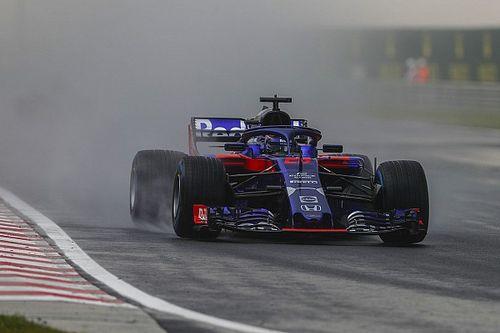 Hartley, Formula 1'de ilk kez son bölüme kaldığı için çok mutlu