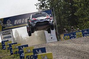 14 WRC w Finlandii