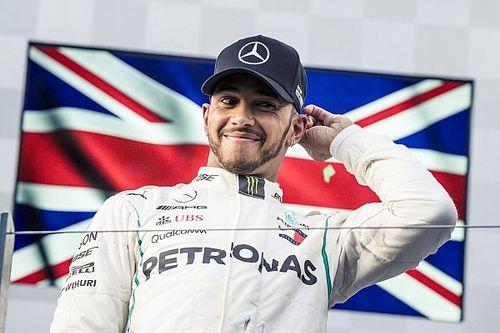 Palmer, Hamilton'ın Bahreyn'de daha da güçlü olacağını düşünüyor