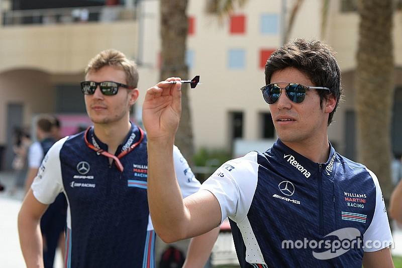 """Les pilotes Williams, une """"cible facile"""" selon Stroll"""