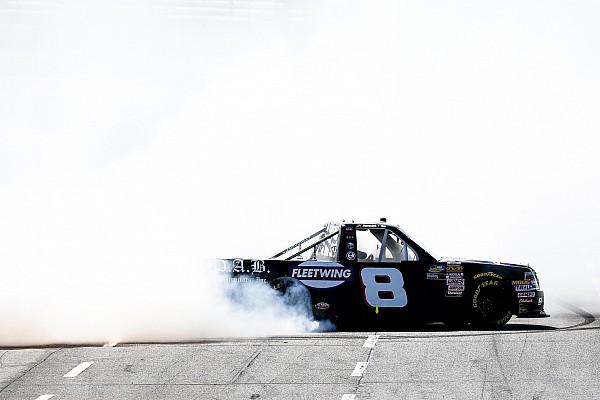 NASCAR Truck Nemechek segura Benjamin e vence prova da Truck Series