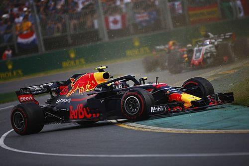 Red Bull heeft geen verklaring voor afgebroken vin bij Verstappen