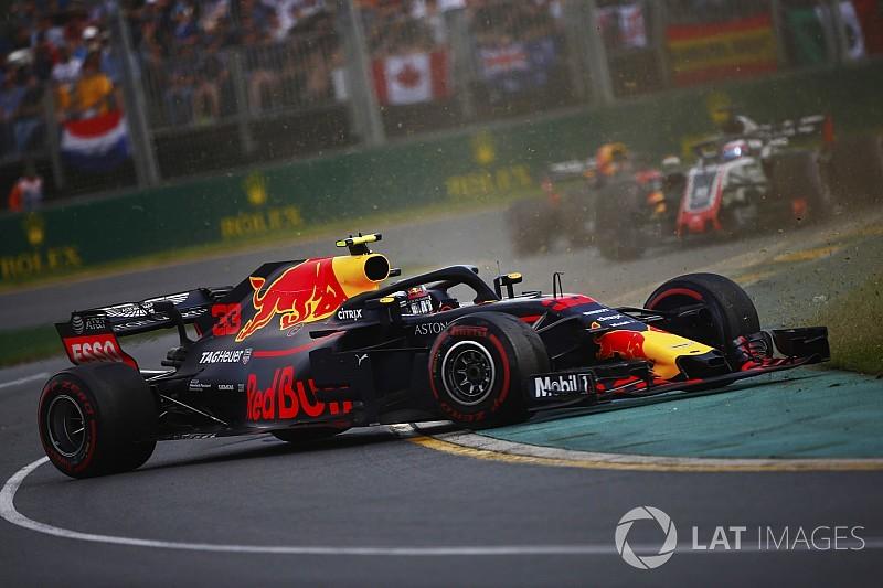 GALERI: Aksi terbaik balapan GP Australia