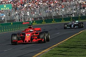 "Ferrari not yet ""a true match"" for Mercedes, says Vettel"