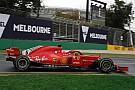 Fórmula 1 Vettel, el más rápido en unos libres 3 condicionados por el agua