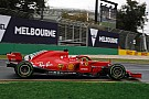 F1 雨のFP3、スリックタイヤでアタックのベッテルがトップタイム