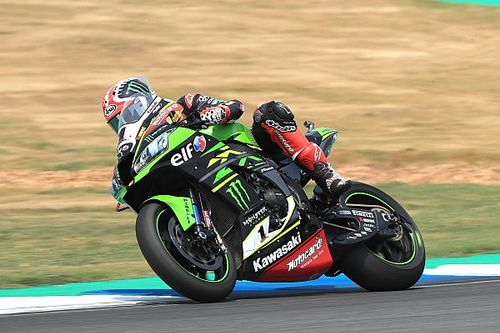 Buriram WSBK: Rea takes pole by 0.003s