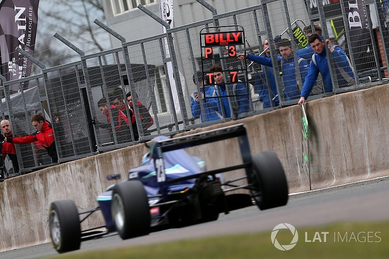Monger never believed comeback podium was possible