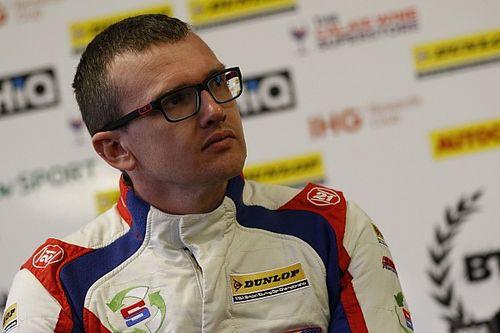 Oulton Park BTCC: Simpson scores maiden pole