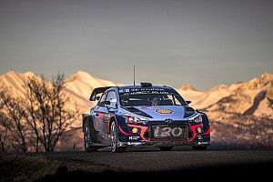 Monte Carlo WRC: Neuville tops first shakedown of 2018