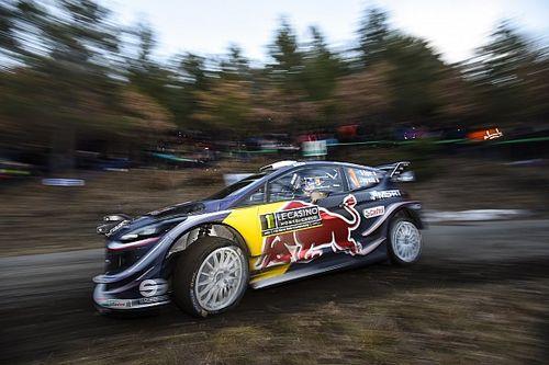 Monte Carlo rali: Ogier hibázott, alig maradt előnye, de még vezet