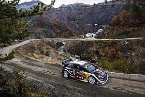 Monte Carlo WRC: Ogier sone güne 30sn farkla giriyor
