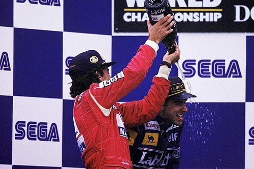 """""""Chocado"""" com Senna, Hill revela """"pressão"""" após morte do brasileiro"""