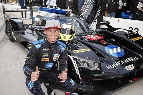 24h Daytona 2018: Van der Zande holt Pole-Position für Cadillac