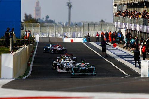 La FIA aclara las normas en el pitlane durante el cambio de coche en Fórmula E