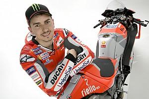 MotoGP Actualités Lorenzo :