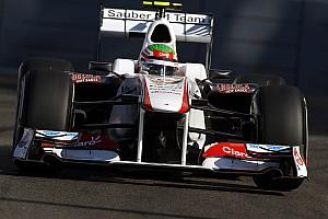 El Sauber C30-Ferrari de la temporada 2011, ¿regalo de lujo para Navidad?
