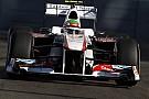 Forma-1 Közel 45 millió forintért árulják Kobayashi és Pérez F1-es gépét