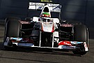 Fórmula 1 Sauber C30 de 2011 está à venda na internet