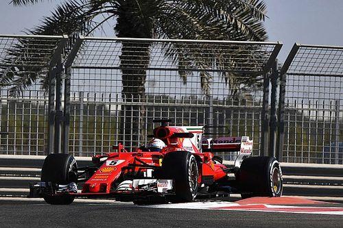 Test Abu Dhabi: ecco la tabella dei tempi riassuntiva dei due giorni