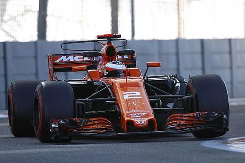 McLaren 2018 sezonunda podyumu hedefliyor