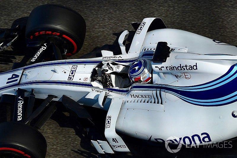 Williams stelt bevestiging tweede rijder uit naar januari