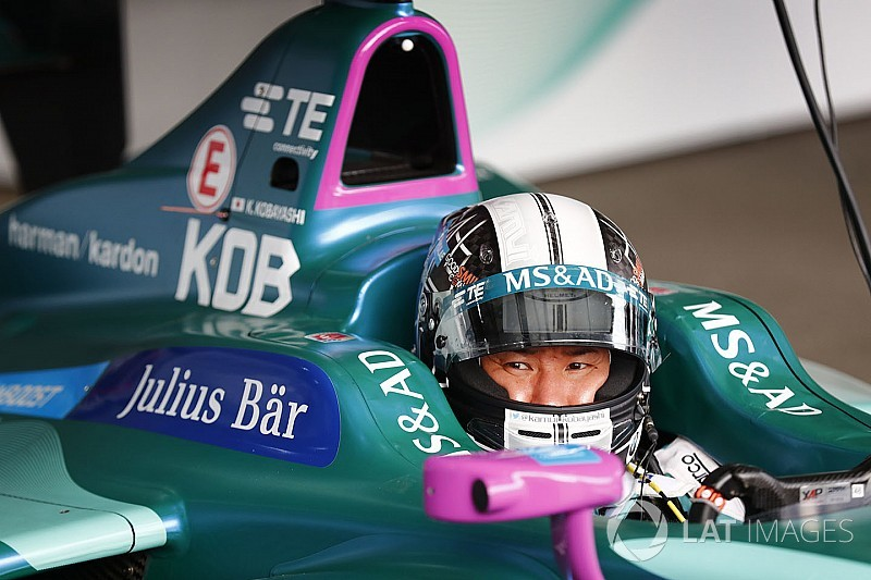 Kobayashi could keep Andretti seat for Marrakesh