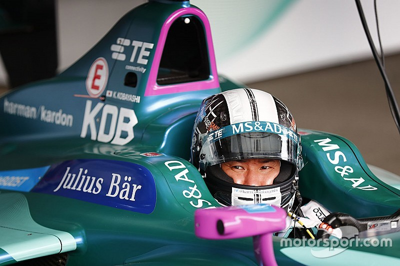 "Agag: Fórmula E ""necesita"" un piloto japonés"