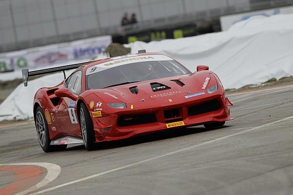 Speciale Gara Motor Show, Ferrari Challenge: Fumanelli si impone alla Motul Arena