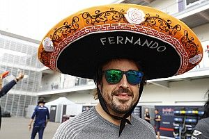 GP do México prepara despedida para Alonso
