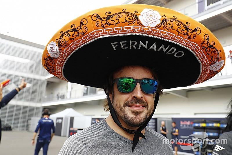 Prepararán despedida para Alonso en el GP de México
