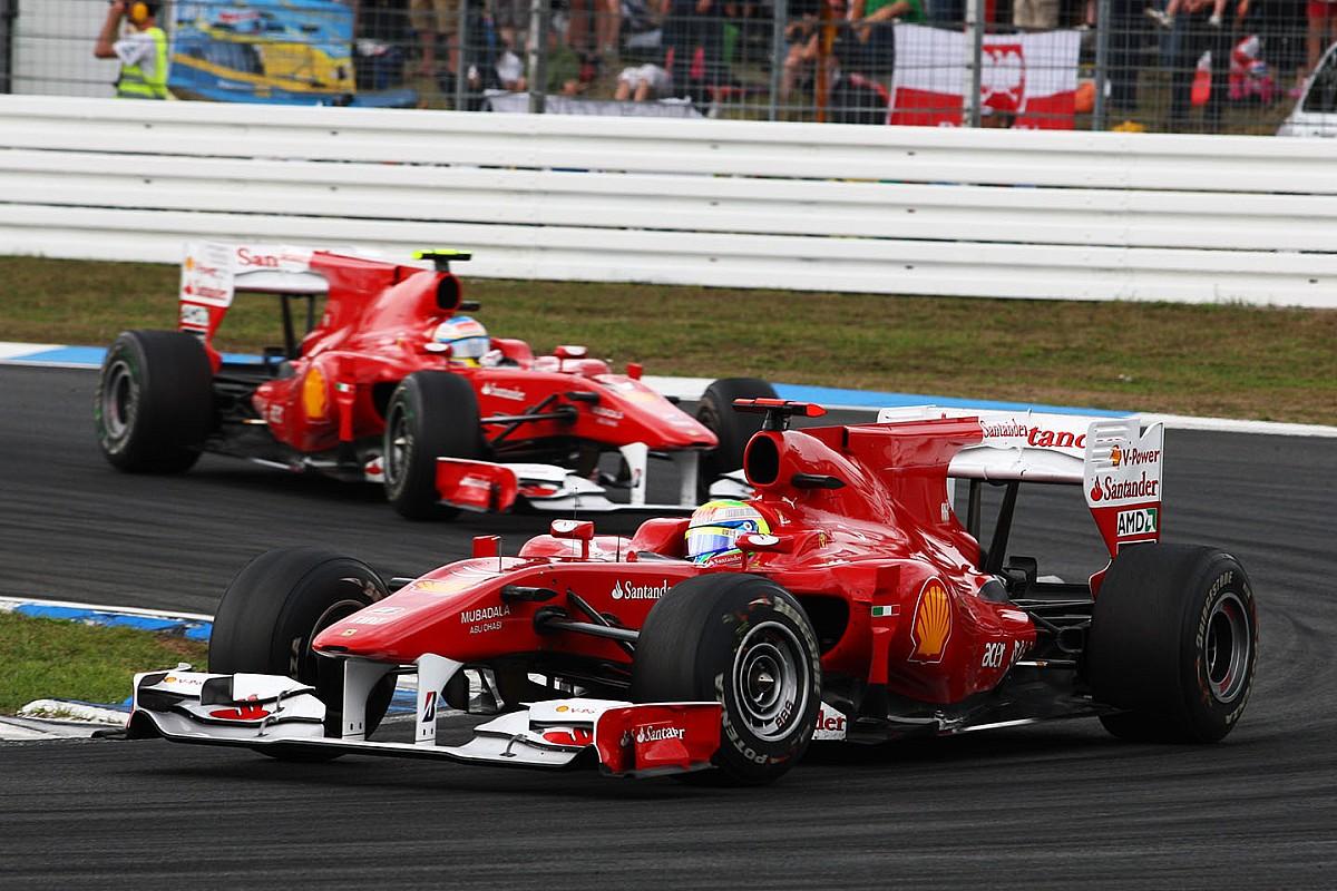 10 éve, hogy Massa megkapta a legendássá vált rádióüzenetet a Ferraritól Alonso miatt