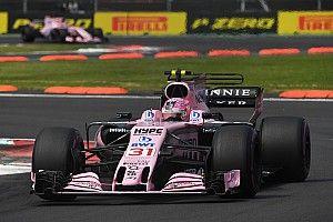 """Force India : """"La VSC nous a complètement plantés"""""""