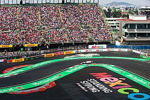 Perez heeft weinig vertrouwen in verlenging Mexicaanse Grand Prix
