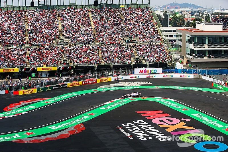Akkoord over nieuw contract Grand Prix van Mexico Formule 1