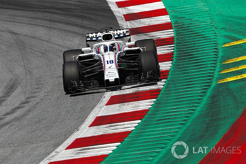 Stroll hit with penalty for holding up Perez