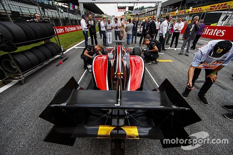 La FIA F3 devrait utiliser le moteur GP3