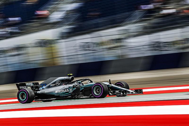 Гран При Австрии: стартовая решетка в картинках