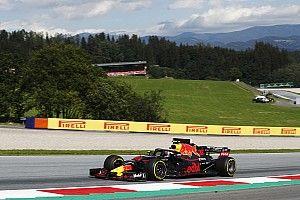 A Red Bull lecsavarta Verstappen motorját Ricciardo kiesését követően