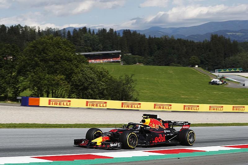 Red Bull schroefde Verstappens motor terug na uitvallen Ricciardo