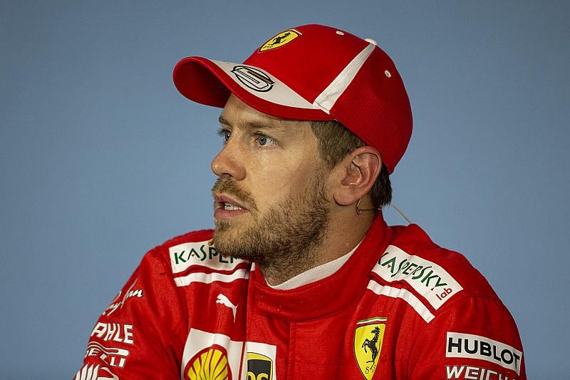 Vettel über inflationäre Strafen: Fahrer sind auch selbst schuld