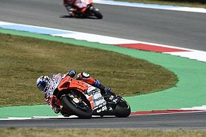 Dovizioso: Ducati tem fraqueza em fim de provas