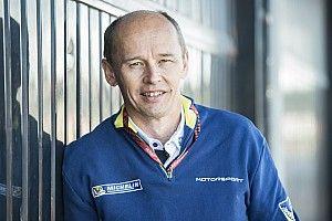 Goubert resmi jabat Direktur Eksekutif Moto-e World Cup