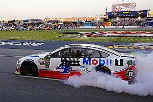 """After Charlotte, Harvick realized """"we can still win a championship"""""""