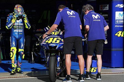 """Rossi: """"Ci sono tanti piloti veloci, ma siamo pronti per fare del nostro meglio"""""""